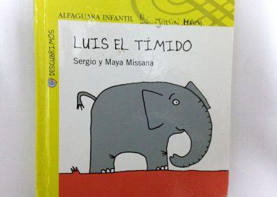 LUIS EL TIMIDO